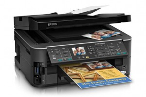 Epson WorkForce 630 Wireless All-in-One Printer